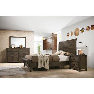 Teignmouth Sleigh Configurable Bedroom Set