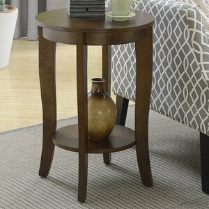 Lucile Round End Table