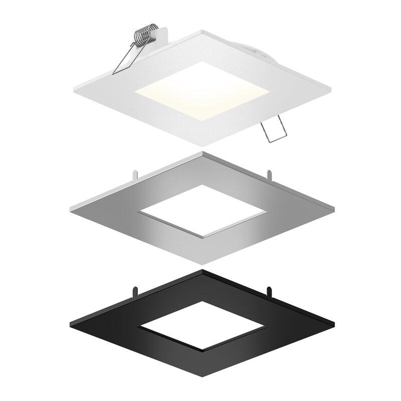Khari Ic Led Recessed Lighting Kit