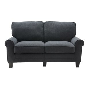 Reviews Serta® RTA Copenhagen 61 Loveseat by Serta at Home Reviews (2019) & Buyer's Guide