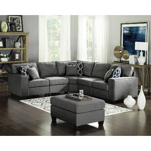 Spotts Modular Sectional with Ottoman