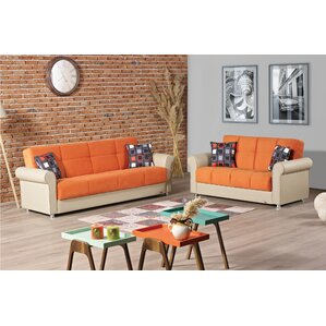 Defrancisco Configurable Living Room Set by Latitude Run
