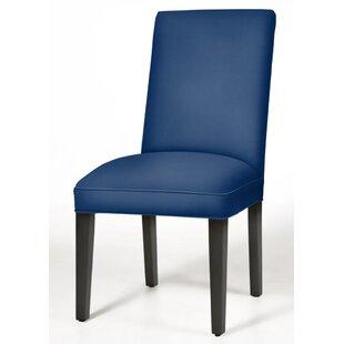Blue Print Parsons Chair | Wayfair