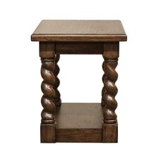 Melbourne End Table by Bay Isle Home