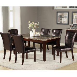 Castle Heights Marble Dining Table