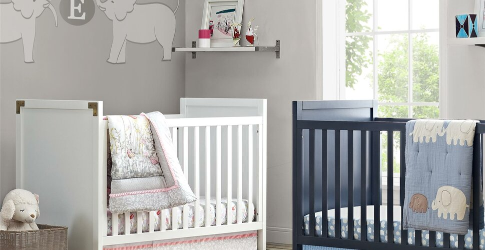 Top-Rated Convertible Cribs at Wayfair