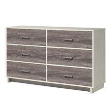Anaya 6 Drawer Dresser