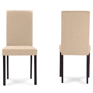 Baxton Studio Side Chair (Set of 4) by Wholesale Interiors