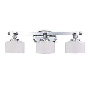 Rozella 3-Light Vanity Light