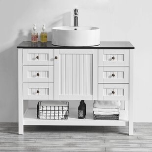 Nadler 42 Single Bathroom Vanity Set