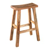 Solid Wood Counter & Bar Stool by Wildon Home®