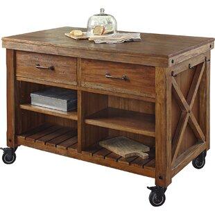 Vargas Kitchen Cart by Birch Lane™ Heritage