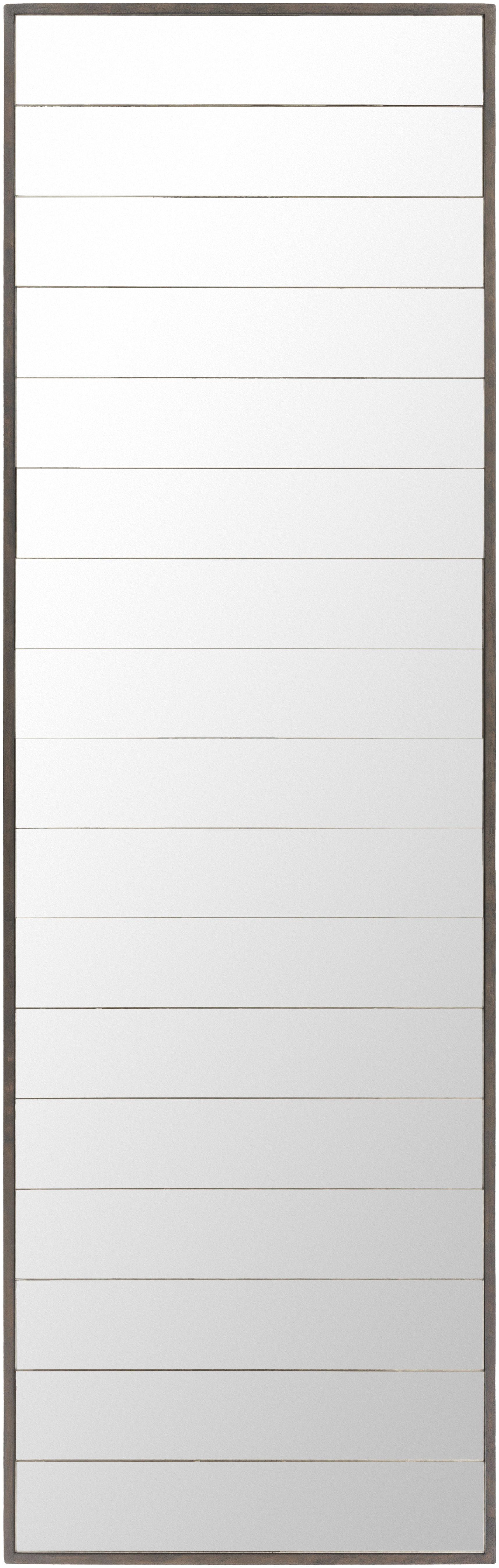 Orren Ellis Delsur Wall Mounted Mirror Wayfair