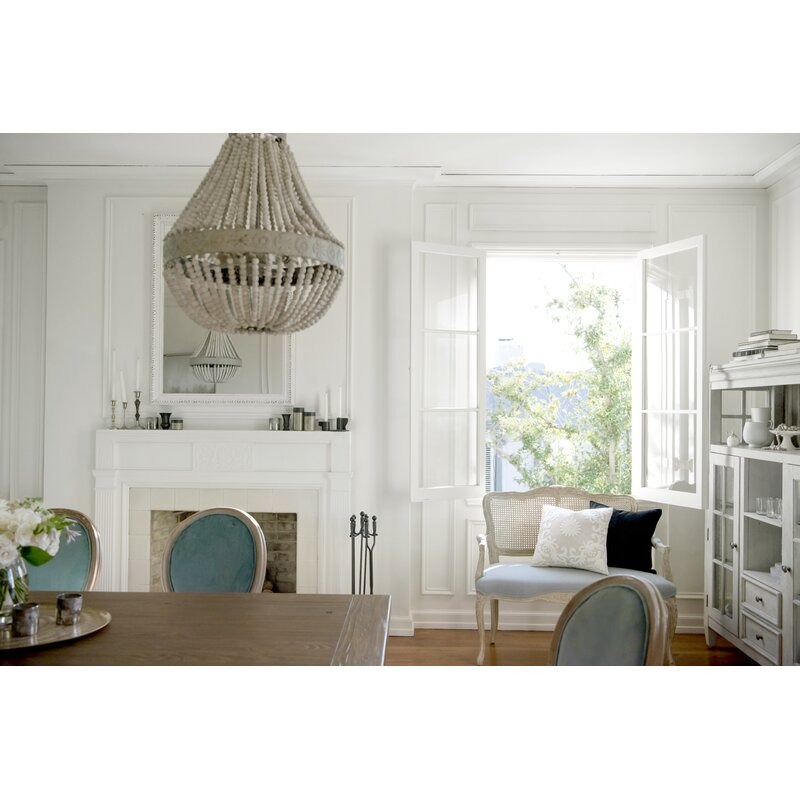 Radnor 3 - Light Unique / Statement Empire Chandelier - you're going to love these furniture and decor pieces Kelly curated for Wayfair! #furniture #frenchcountry #kellyclarksonhome