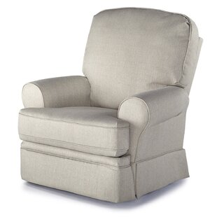 Amoroso Swivel Glider Recliner By Darby Home Co