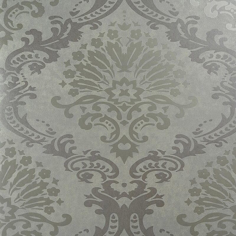 Luxurious Metallic Rich 275 X Damask Wallpaper