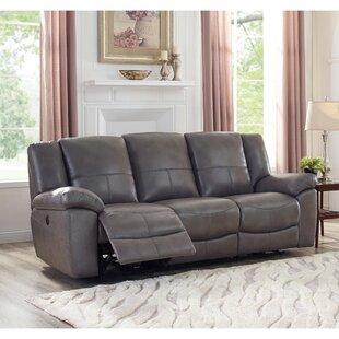Lay Flat Power Recliner Sofa   Wayfair