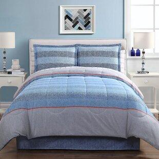 Azares 8 Piece Comforter Set