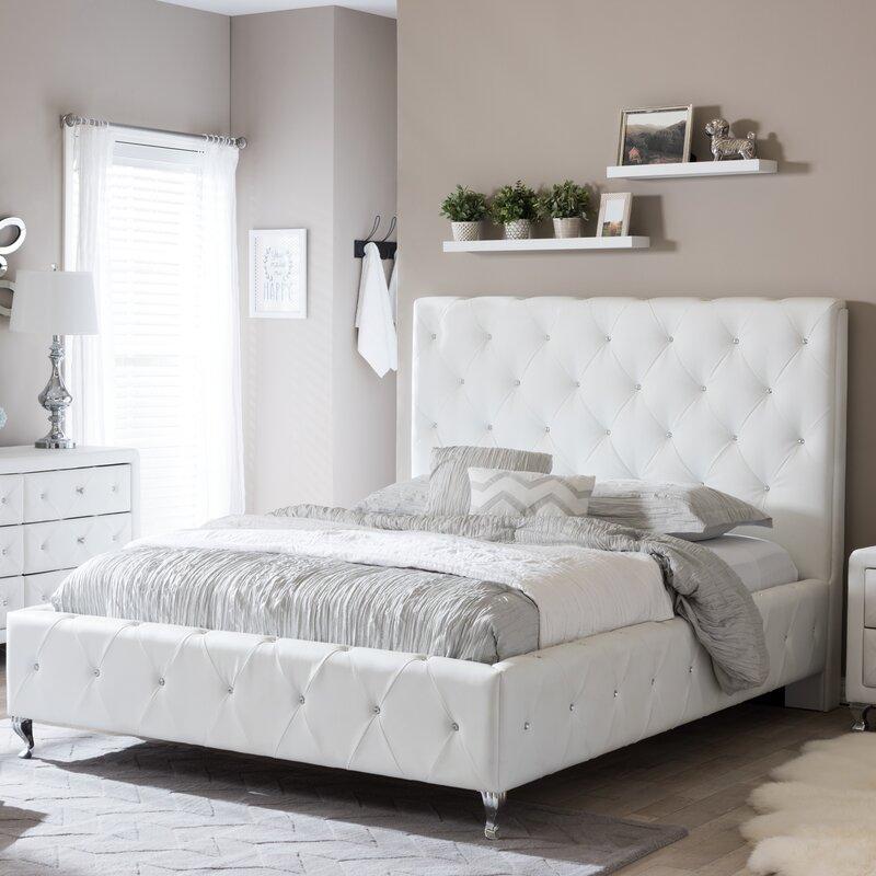 Valdosta Upholstered Platform Bed