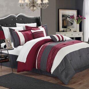 Luella 10 Piece Comforter Set
