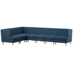 Lindbergh Modular Sectional by Mercury Row Modern