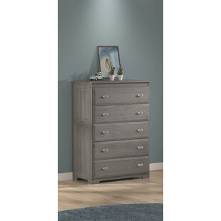 Boettcher 5 Drawer Standard Dresser Chest By Charlton Home