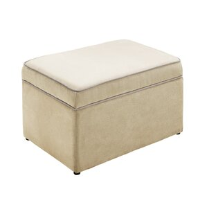 Jacob Storage Ottoman by Viv + Rae