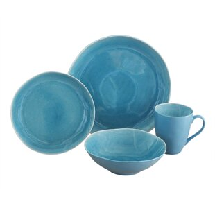 Current 16 Piece Dinnerware Set, Service for 4