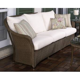 Braxton Culler Brighton Pointe Patio Sofa With Cushions Perigold