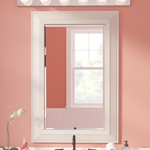 Compare prices Musson Bathroom / Vanity Mirror By Beachcrest Home