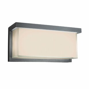 Budget Ledge LED Outdoor Flush Mount By Modern Forms