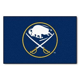 NHL - Buffalo Sabres Puck Doormat ByFANMATS
