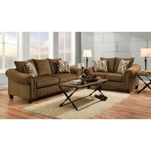 Alfred Configurable Living Room Set by Chels..