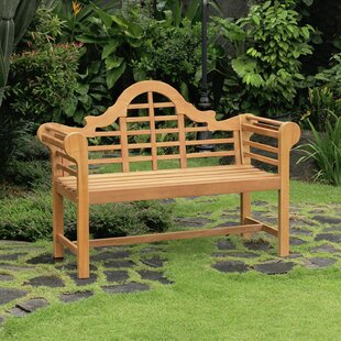 Brighton Teak Garden Bench