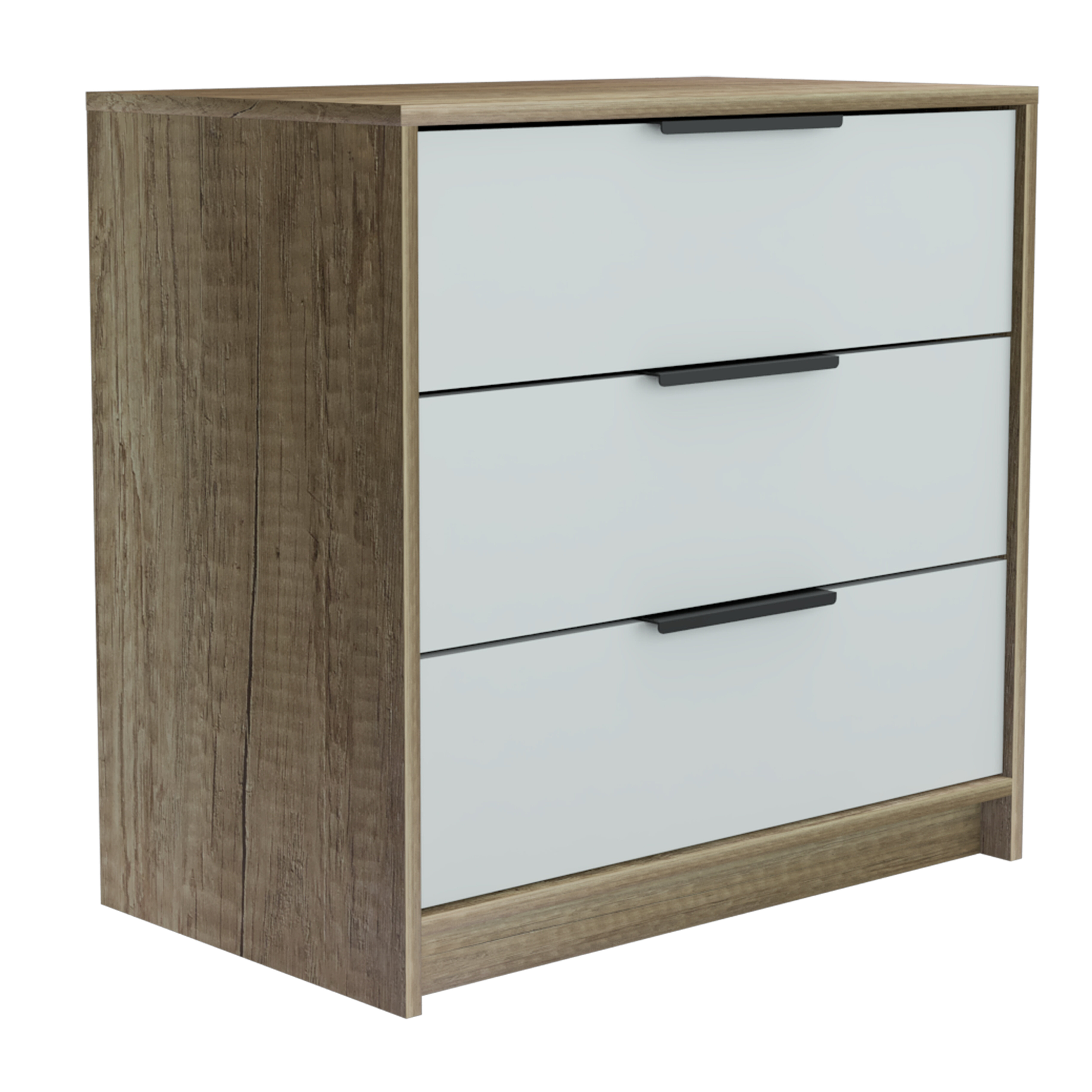 Laurel Foundry Modern Farmhouse Zackary 3 Drawer Dresser Reviews Wayfair
