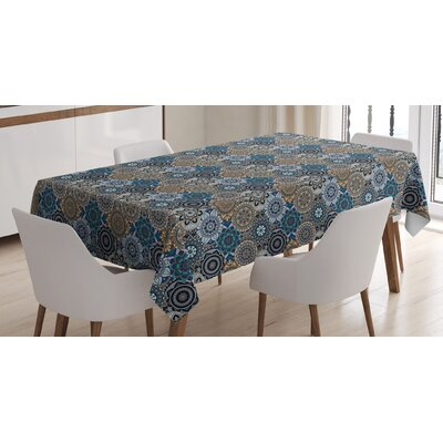 Moroccan Tablecloth East Urban Home