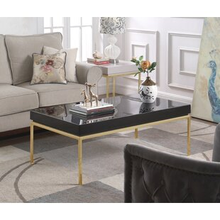 Laforge Center Coffee Table Everly Quinn