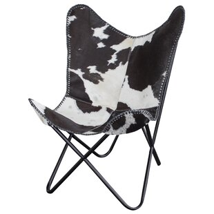Norwood Butterfly Lounge Chair by Union Rustic