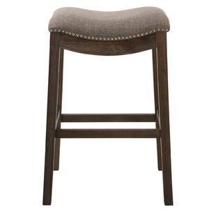 Price comparison Mchone Saddle Style 30 Bar Stool by Charlton Home Reviews (2019) & Buyer's Guide