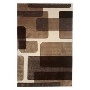 Esmund Beach/Brown Area Rug