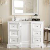 Kewstoke 49 Single Bathroom Vanity Set by Alcott Hill®