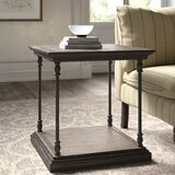 Boyd Floor Shelf End Table with Storage by Kelly Clarkson Home