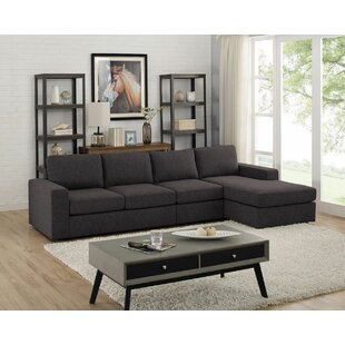Scarlette Modular Sectional by Ivy Bronx