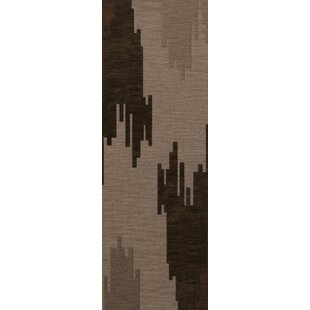 Haskin Wool Earth Area Rug by Orren Ellis
