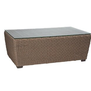 Augusta Woven Coffee Table