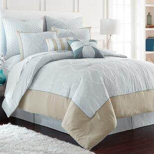 Lamey 8 Piece Comforter Set