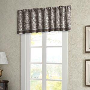 Pokanoket 50 Light-Filtering Curtain Valance