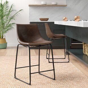 Miraculous Liara 24 Bar Stool Set Of 2 Gmtry Best Dining Table And Chair Ideas Images Gmtryco