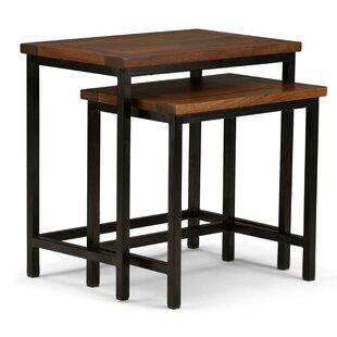 Studebaker 2 Piece Nesting Tables