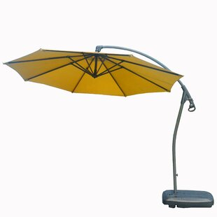 Hemmer 10' Cantilever Umbrella by Red Barrel Studio 2019 Coupon